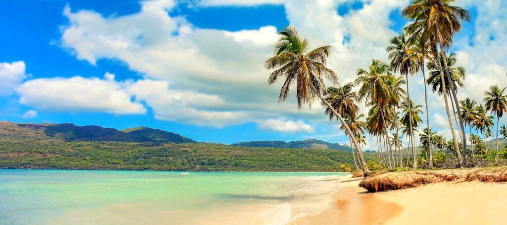 dominikana samana plaża